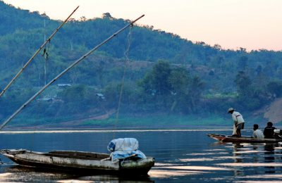 Lake Fishing trips in Thailand