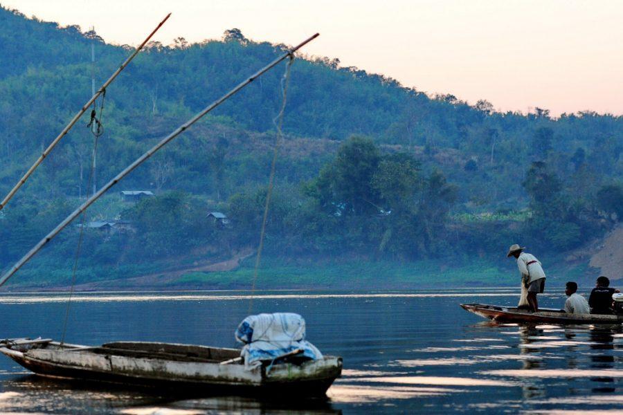 Lake Fishing trips in Thailand