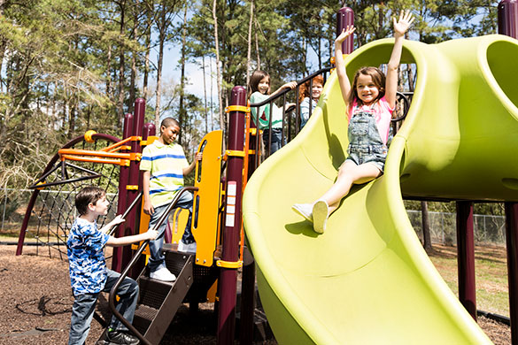 How to choose a Safety Playground